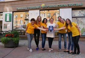 Šiaulių turizmo informacijos centras įvertintas už inovatyvumą ir įgyvendintus pokyčius
