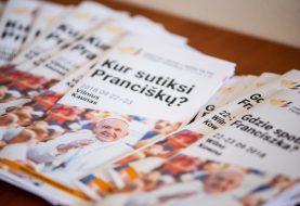 Paskelbta tiksli Popiežiaus vizito Lietuvoje programa
