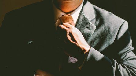 Stilingi rūbai vyrams padės susikurti savitą stilių