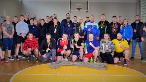 Minėdami Policijos dieną šiauliečiai rungėsi varžybose