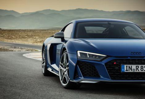 """Greičiausias modelis tapo dar pažangesnis: """"Audi R8"""" sulaukė svarbaus atnaujinimo"""