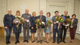 A. Aleksandravičiui - Kultūros ministerijos apdovanojimas