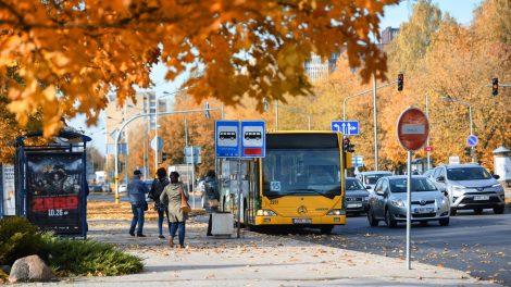 Panevėžys atsinaujina! Po miestą važinės 10 naujų autobusų