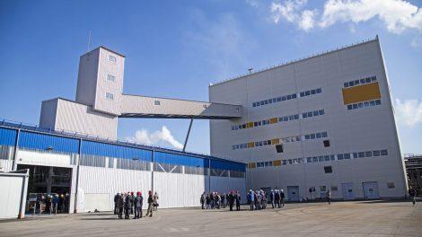 """""""Lifosa"""" tęsia plėtrą: atidarytas modernus, naujas trąšas gaminsiantis įmonės cechas"""