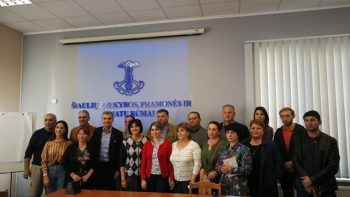 Delegacija iš Sakartvelo (Gruzija)