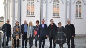 Joniškyje lankėsi Europos Tarybos Parlamentinės Asamblėjos delegacija