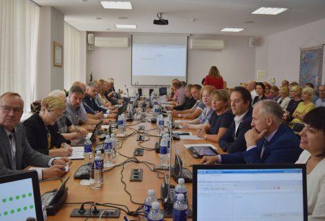 Taryba nepritarė Slengių kaimo prijungimui prie Klaipėdos miesto