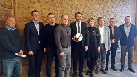 Pristatyta Šiaulių futbolo vizija