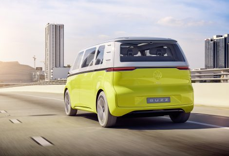 """""""Volkswagen"""" Baltijos šalyse pirmą kartą pristatys koncepcinį """"ID.Buzz"""" automobilį"""