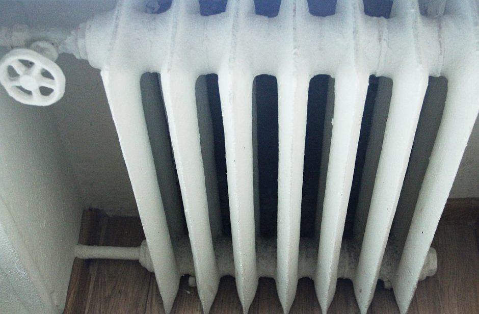 Šiauliuose pradedamas šildymo sezonas (atnaujinta)