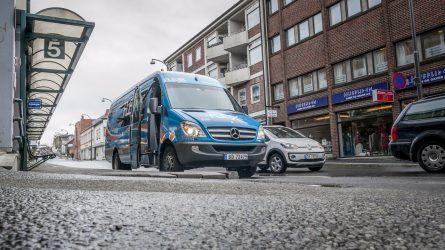 Mikroautobusų nuoma – sprendimas įvairiose situacijose
