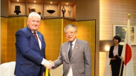 Panevėžys bendradarbiaus su Japonijos Tojohašio miestu