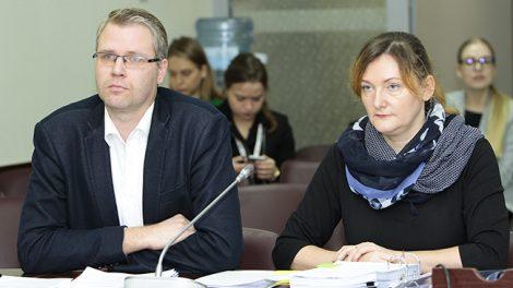 Sprendimas dėl Lietuvos socialdemokratų partijos