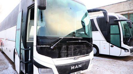 """""""Busturas"""" įsigijo naujų autobusų"""