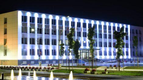 Naujosios Akmenės centrinė aikštė pelnė antrą konkursinį pripažinimą
