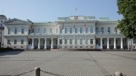 Prasideda Lietuvos Respublikos Prezidento rinkimų kampanija