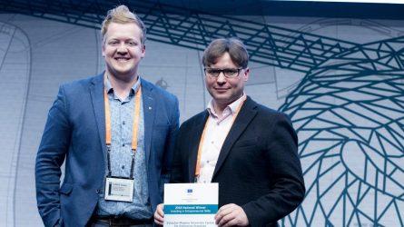 Europos verslininkystės skatinimo apdovanojimuose įvertinti ir Lietuvos atstovai