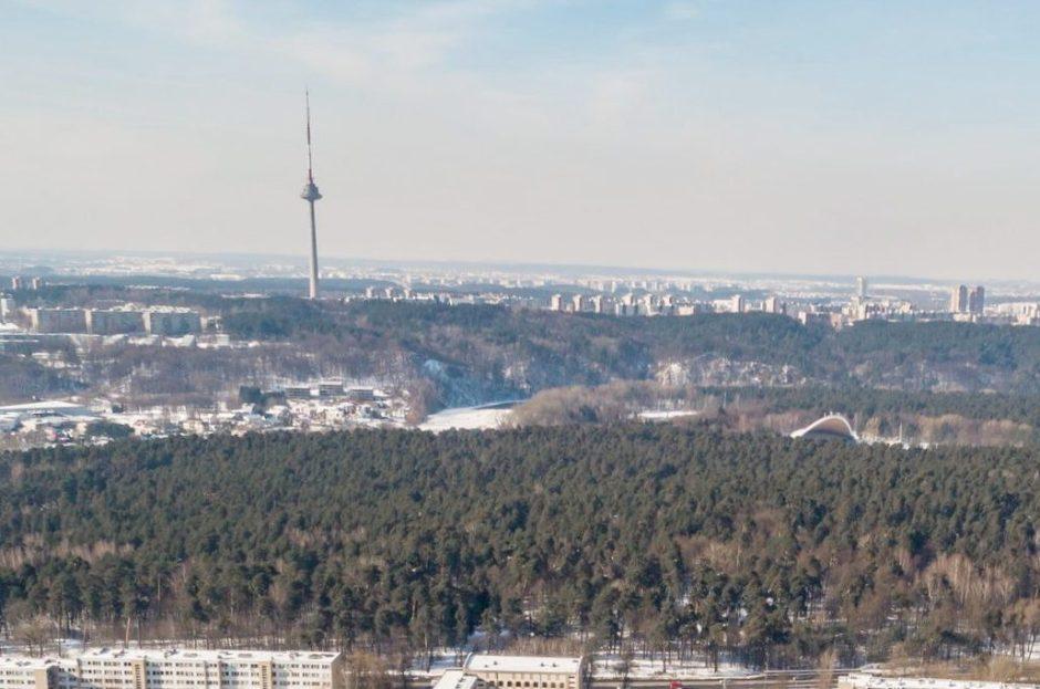 Vilnius skelbia dar neregėtą iššūkį architektams