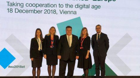 Lietuva gali pasiūlyti Afrikai inovatyvius sprendimus