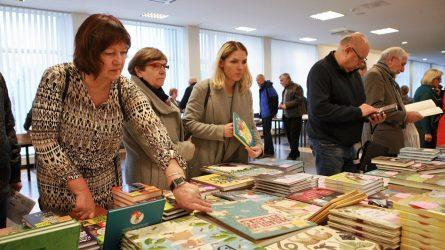Šiaulių knygų mugė 2018