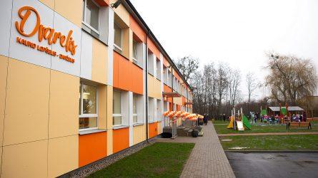 Kaune atidarytas antras naujas darželis per dvejus metus