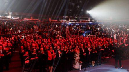 Asmik Grigorian ir Kosto Smorigino jaunesniojo koncertas nustebino net visko mačiusius