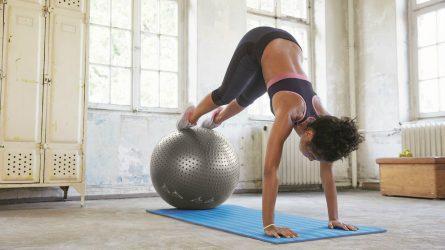 Nelaukiant sausio 1-osios: sportuoti galime ir namuose