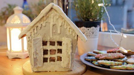 Kepame ir dekoruojame imbierinį namelį su vaikais: virtuvės šefės receptas
