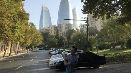 Luko Paškevičiaus įspūdžiai iš Azerbaidžano