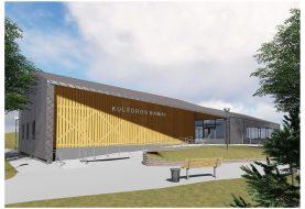 Modernizuojami Endriejavo kultūros centras ir biblioteka