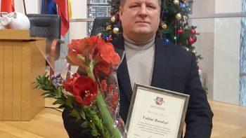 Valdui Bandzai – sėkmingiausiai dirbančio amatininko nominacija