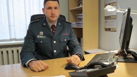 Raseinių rajono policija turi naują vadovą