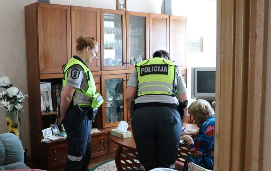 Perspėjame saugokitės telefoninių sukčių – Palangoje iš senjorės išvilioti 22 100 eurų
