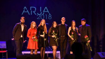 Įteikti Akmenės rajono jaunimo apdovanojimai