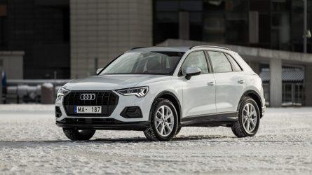 """Komfortas ir praktiškumas viename: į Lietuvą atkeliavo naujasis """"Audi Q3"""""""