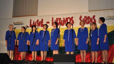 """Respublikinis vokalinių dainų konkursas """"Laisvė – Lietuvos širdis"""""""