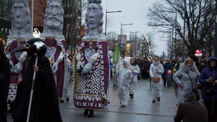 Šiauliuose Trijų Karalių eisena išlydės didžiąsias žiemos šventes