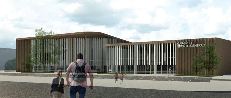 Gauta teigiama CPVA išvada dėl Gargždų sporto ir laisvalaikio centro (baseino) projekto įgyvendinimo viešojo ir privataus sektorių partnerystės būdu