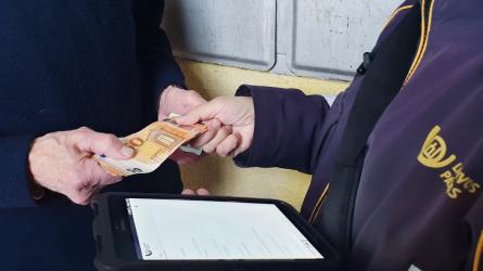 Kauno ir Vilniaus senjorai gali lengviau atsikvėpti – pensijas jiems pristatys Lietuvos paštas