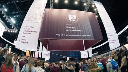 Stojantieji į universitetines studijas Šiauliuose jau šiemet turės rinktis Vilniaus universitetą