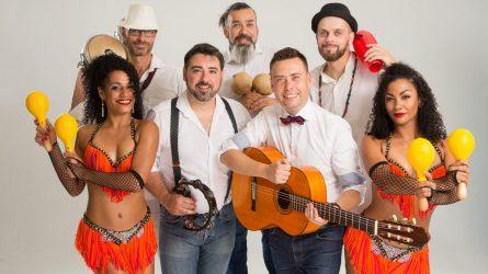 """Unikali ispaniškų ritmų grupė """"Los Nens"""" pirmąkart koncertuos Lietuvoje: prognozėse – karščio banga"""