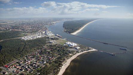 Tikslas – kokybiški miesto ir uosto bendrieji planai