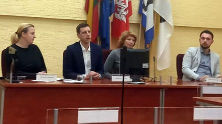 Radviliškio rajone planuojama įrengti naujas pusiau požeminių ir antžeminių konteinerių aikšteles