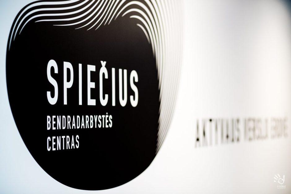 """Bendradarbystės centrai """"Spiečius"""" tampa smulkaus verslo akseleratoriais Lietuvos regionuose"""