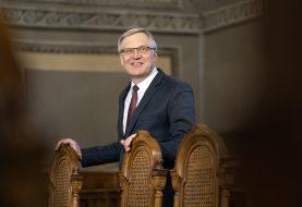 Vilniaus universiteto rektorius perrinktas Rektorių konferencijos prezidentu