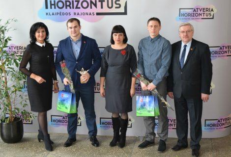 Savivaldybėje pagerbtas lengvaatletis Šarūnas Banevičius