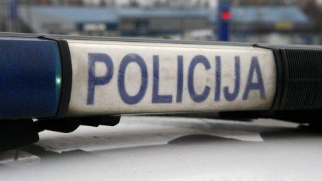Raseinių policijos pareigūnai operatyviai išaiškino vagystę