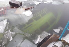 Trakuose nuskendo pramoginis laivas
