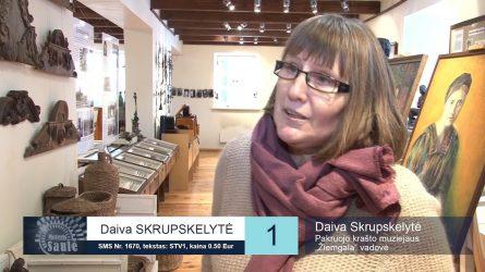 Nr.1 Daiva Skrupskelytė - Moteris Saulė 2018