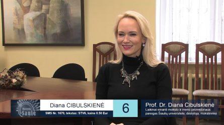 Nr.6 Diana Cibulskienė - Moteris Saulė 2018